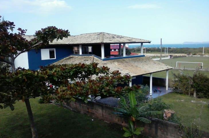 Aluguel de espaço no Solar azul, em Gamboa.