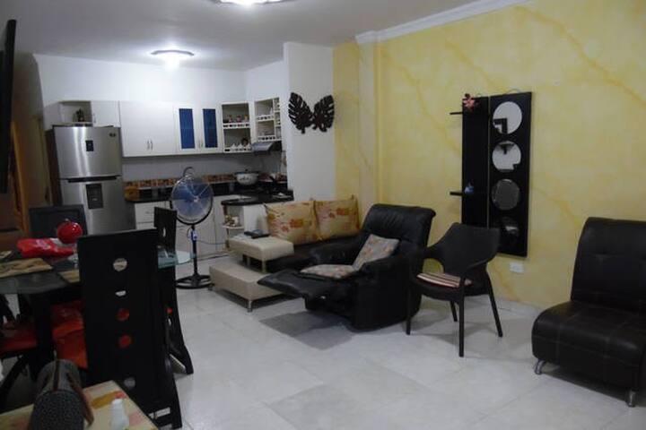 Habitación La Perla de Santa Marta - Santa Marta - Ev