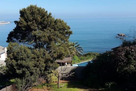 Nata Lodge , dueños de tu silencio, relax y mar. - Con Con - Rumah