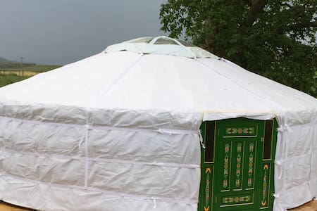 The Yurt Experience - Gigha - Isle of Gigha - Iurta