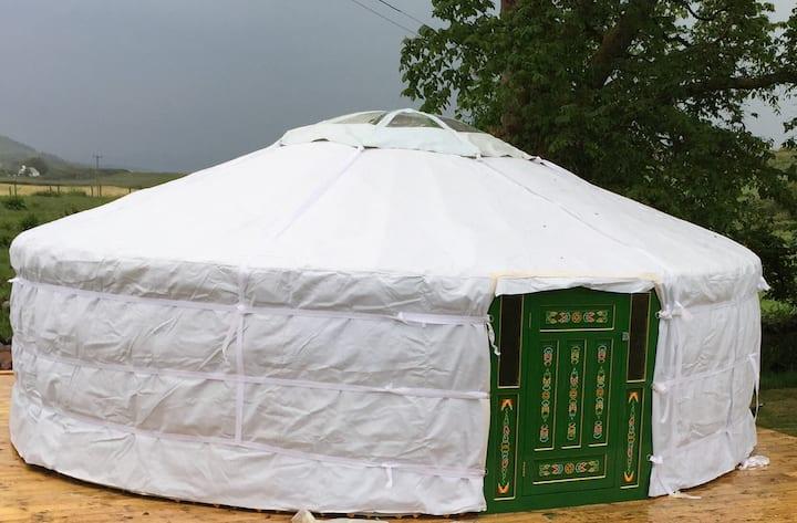 The Yurt Experience - Gigha