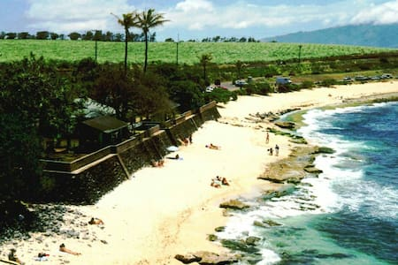 Surf Suite w/private Bathroom - Paia