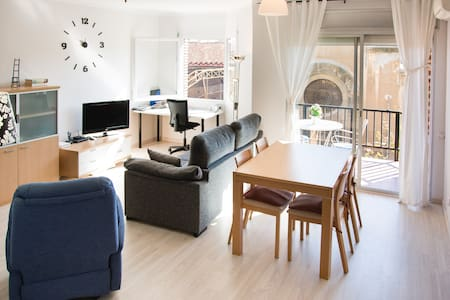 comfortable room beside sants stat. - Barcelona - Apartment
