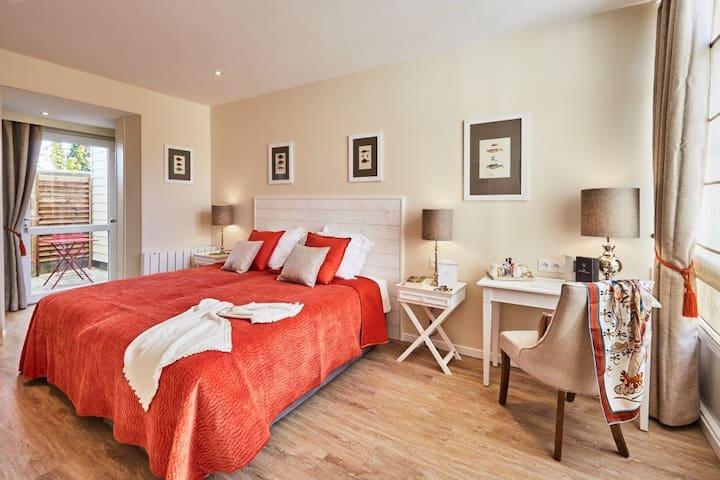 Chambre Confort à Arromanches - Tracy-sur-Mer - Villa