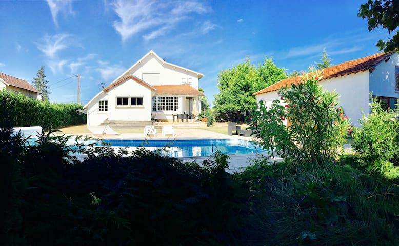 Maison calme en bord de Dordogne - Périgord - Prigonrieux - Nyaraló