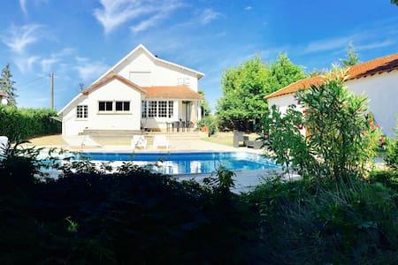 Maison calme en bord de Dordogne - Périgord - Prigonrieux