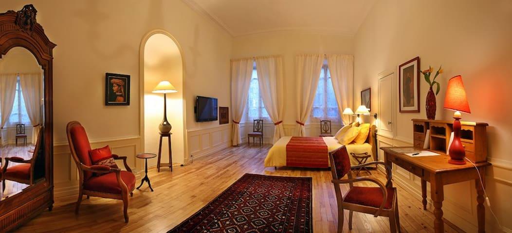 Hôtel particulier centre historique - Chambéry - Bed & Breakfast