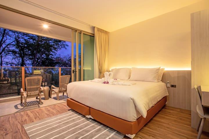 海景一室公寓⥅翻新⥆300m卡马拉海滩 - Oceana A26