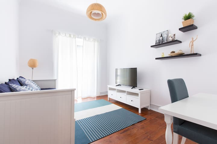 The Lemon Tree house (with barbecue) - Lisboa - Apartament