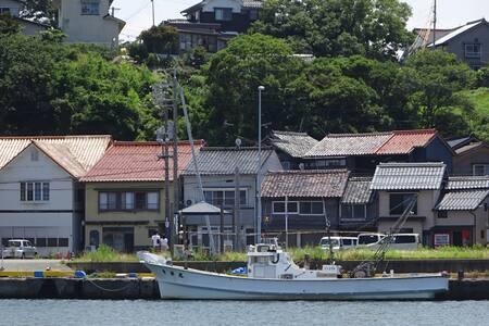 GUESTHOUSE SHANTI TOTTORI - Tottori-shi - Pension