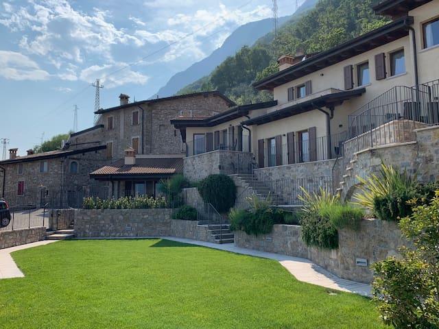 Borgo Al Tempo Perduto - Villa Tritone