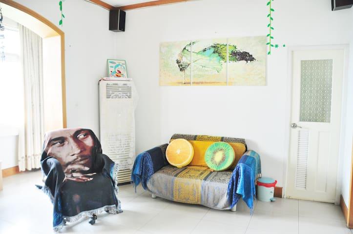 温馨便捷的家,体验最真实的武汉当地人生活 - Wuhan - Wohnung