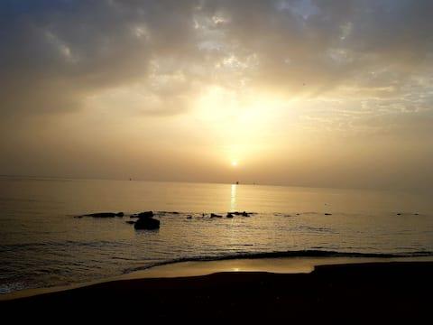 Bungalow 3 indipendente sulla spiaggia a Crotone