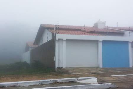 Casa Completa em Ubajara - 3 Qtos, Natureza/Clima