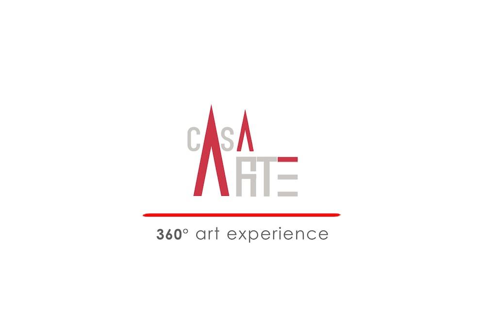 un'esperienza d'arte a 360°