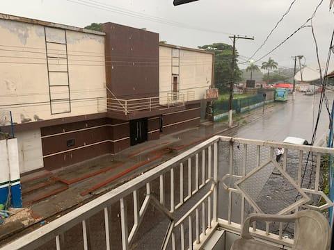 Acomodação na Beira-Rio