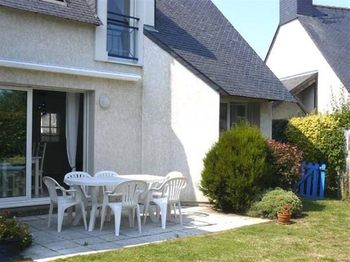 Maison Familiale Toute Equipée, Quartier Calme St Colomban-K362