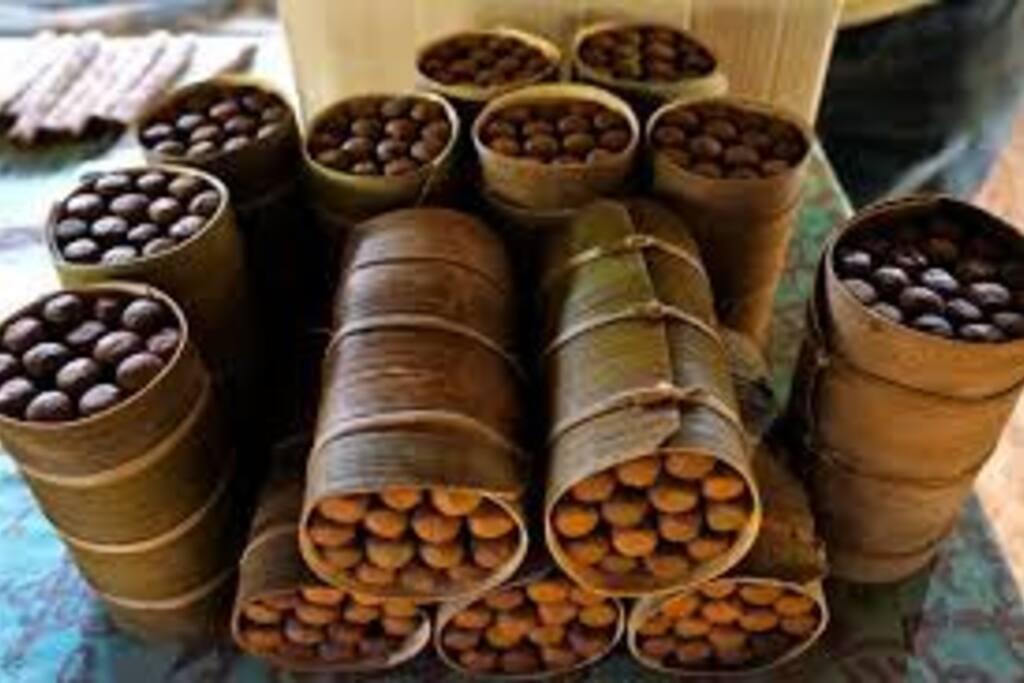 Tabaco viñaleros con humidores criollos