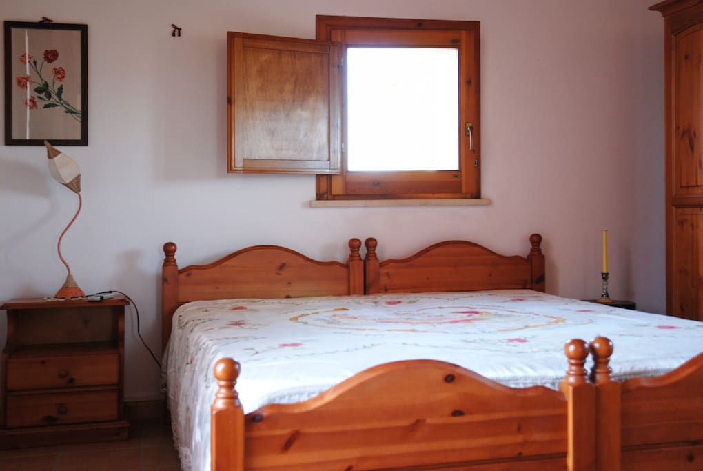 La stanza del sole - Camera matrimoniale