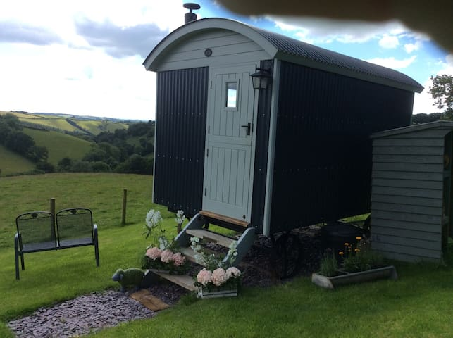 Counting Sheep Shepherd Hut
