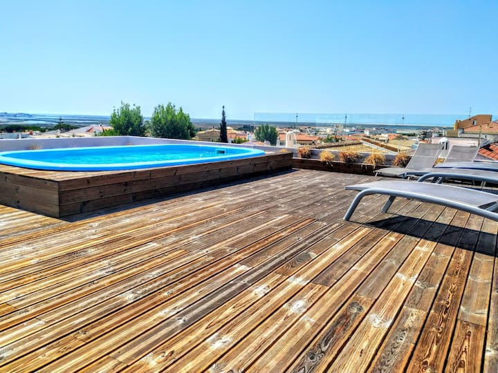 Apartamento Rooftop Montenegro