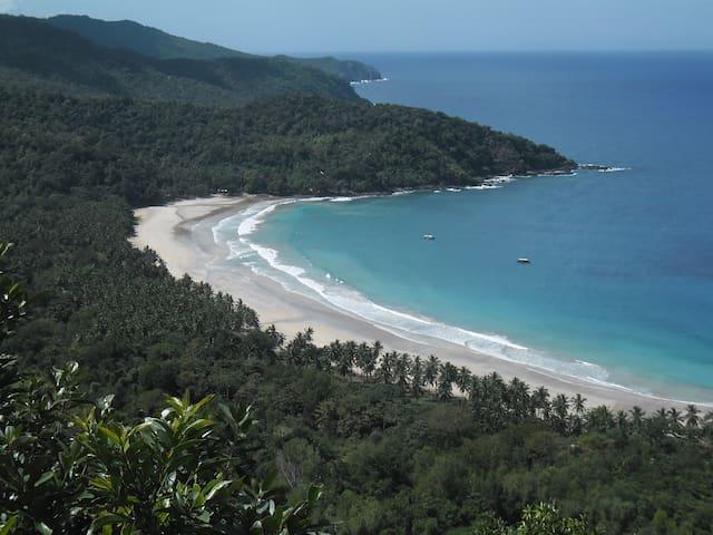 Nagtabon Beach, la Playa Paraiso