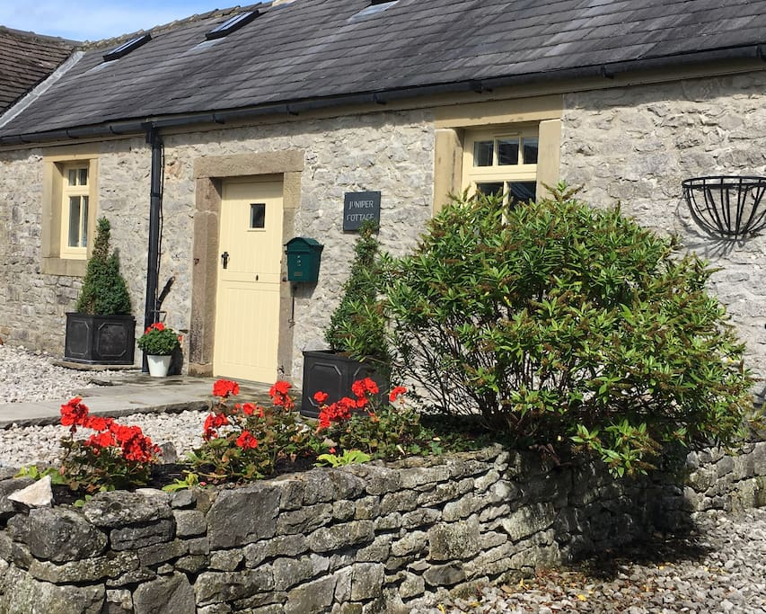 Juniper Cottage, a deceptively spacious beautifully furnished barn conversion.