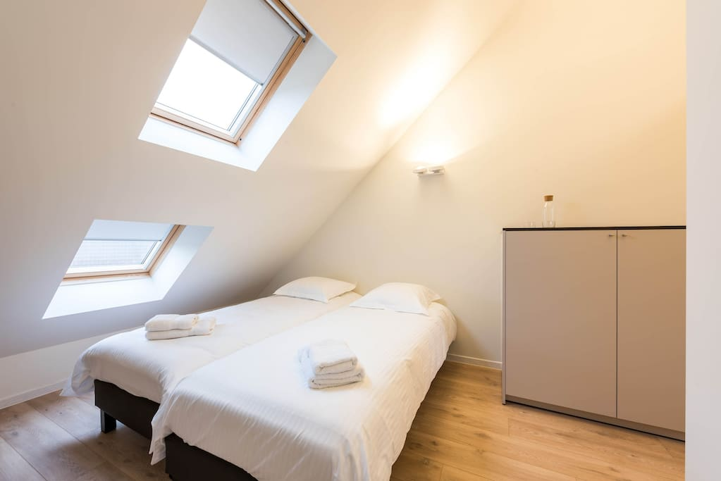 Maxi-loft Sleeping corner