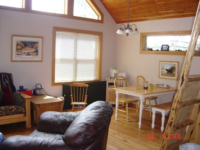 Cozy Cottage on Flathead Lake, MT - Polson - Kisház