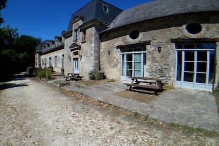 La Calèche B&B Les Ecuries - La Chapelle caro - Casa