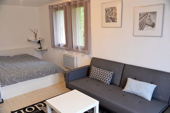 Vinay : appartement 33 m² indépendant dans maison