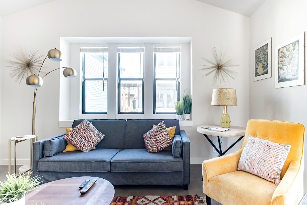 Explore the River Walk from New Designer Retro-Chic Home
