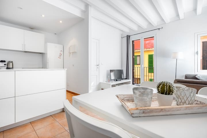 Lovely and bright apartment in Palma´s old town