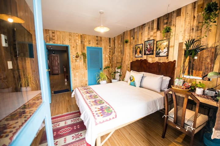 NEGO HOME/NO.1 Native Standard ROOM WITH BALCONY