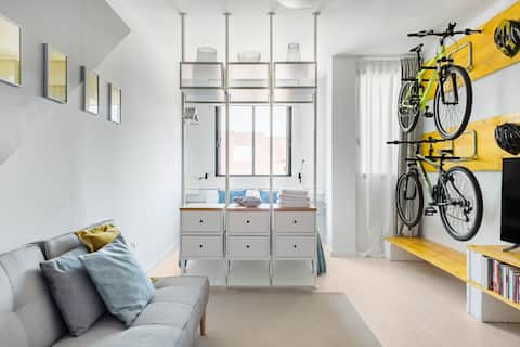 The Bike Apartment at Playa del Ingles, Maspalomas