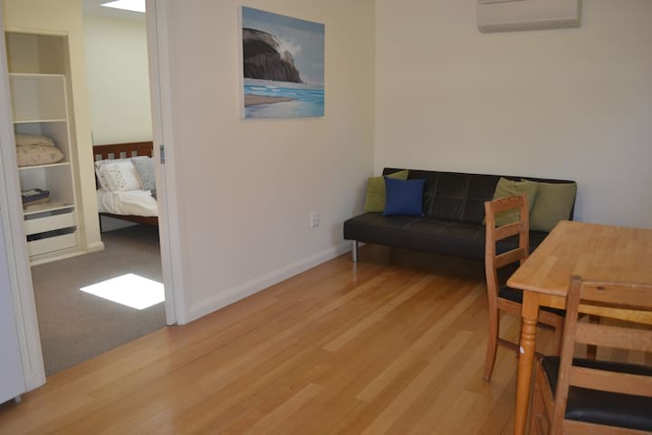 Modern & Convenient Apartment in West Hobart - West Hobart - Daire