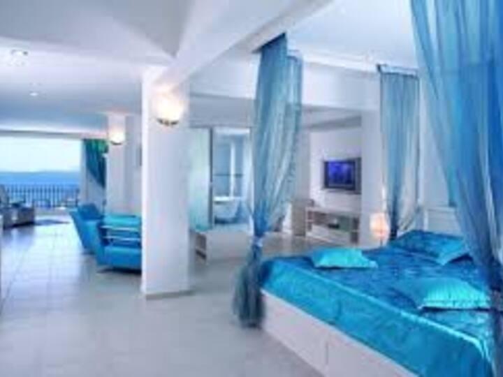 Balayi odasi - Villa Hotel Tamara