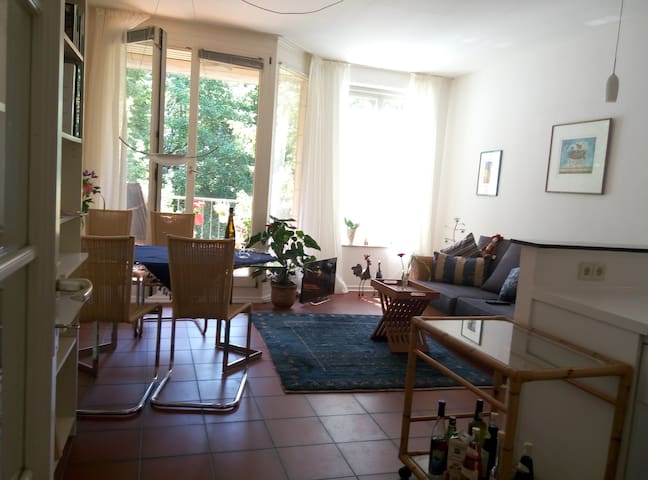 Beautiful apartment right in the heart of Cologne - Kolonia - Apartament