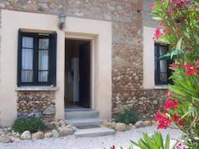 Appartement dans Mas viticole historique - Ponteilla - Apartamento