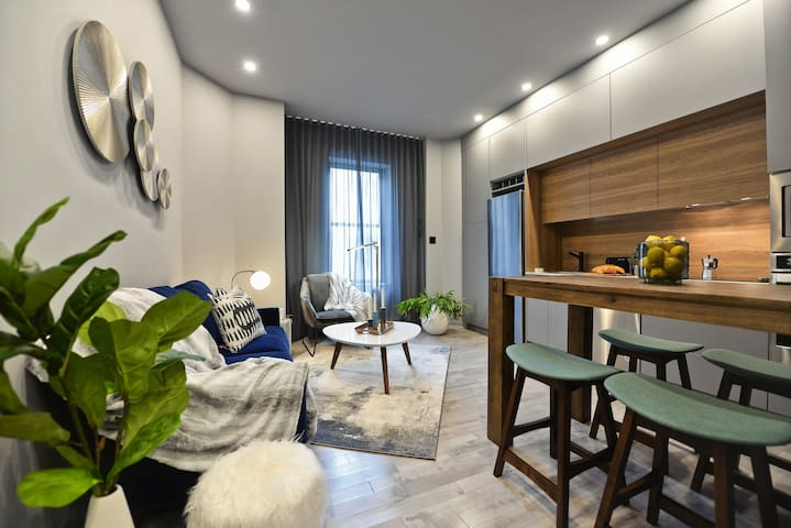 909 - 2 Bedrooms for rent on St-Catherine West