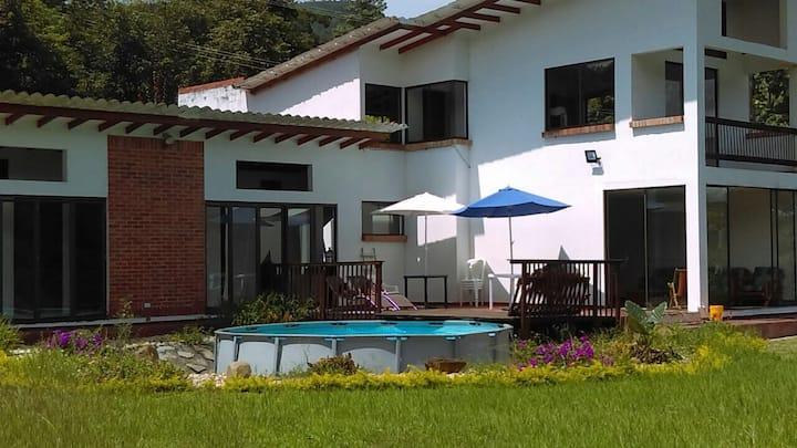 Casa Finca, Villeta cundinamarca