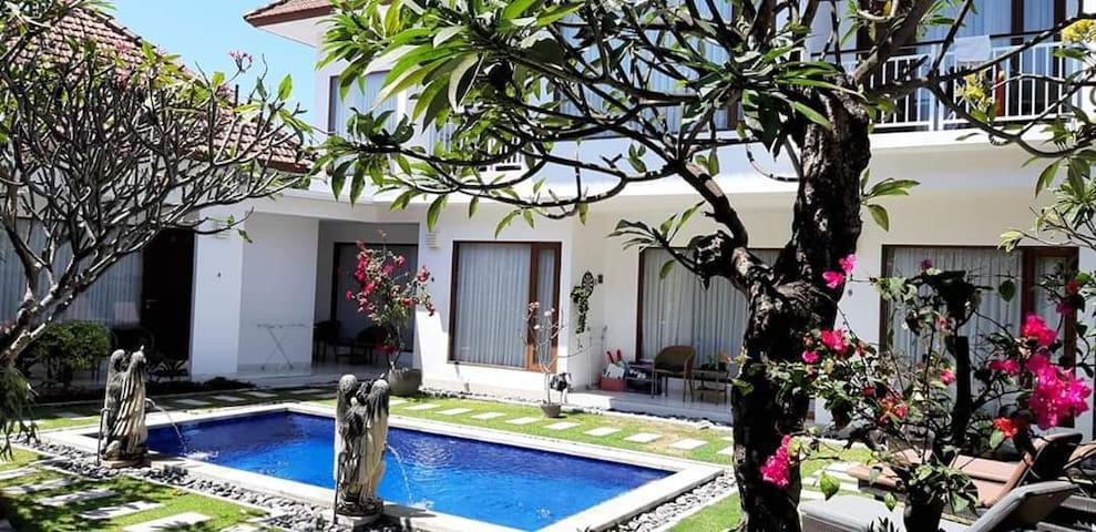 Hidden Getaway in the heart of Sanur