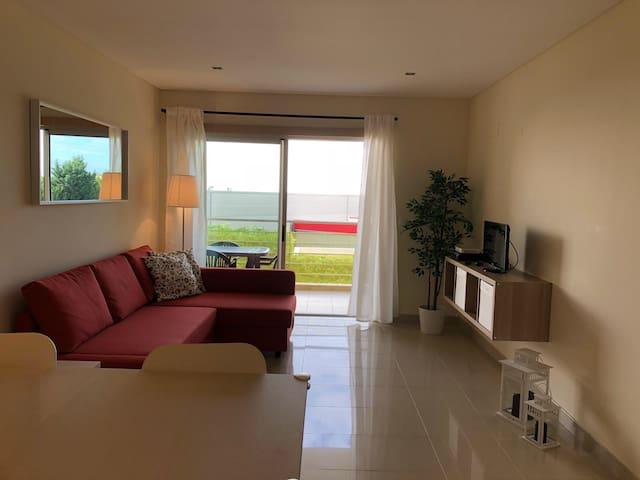 Luxury one bedroom apartment in Olhos D'água