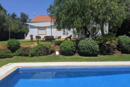 Rural cottage with private pool close to Silves