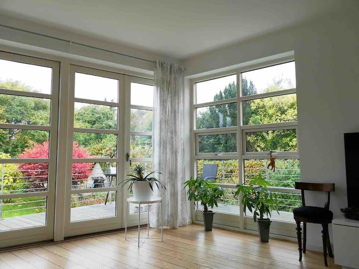 Dejligt hus med perfekt beliggenhed