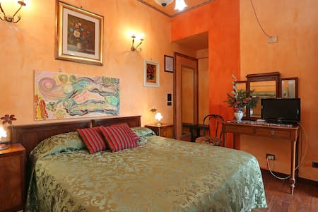Cam 102 4pax Le betulle in Country House near Rome - 洞窟 - B&B/民宿/ペンション