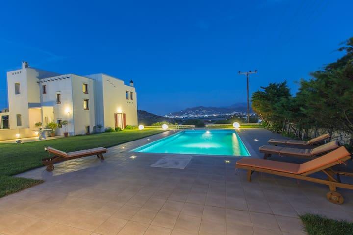 Villa Aurora Naxos