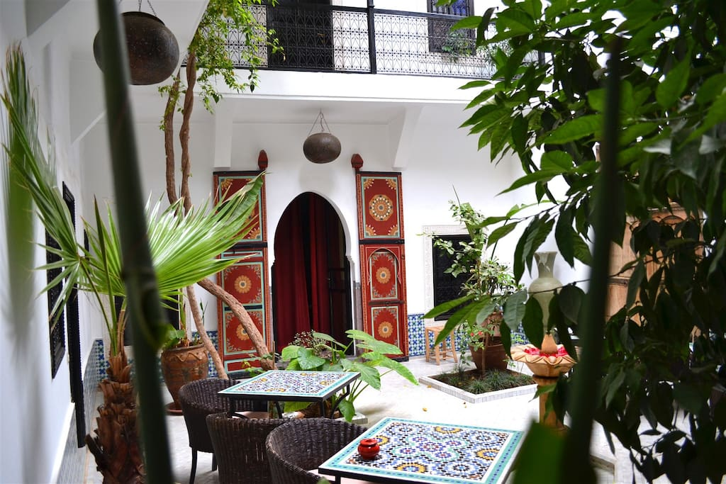 hotel riad marrakech pas cher chambres d 39 h tes louer marrakech marrakech tensift el haouz. Black Bedroom Furniture Sets. Home Design Ideas