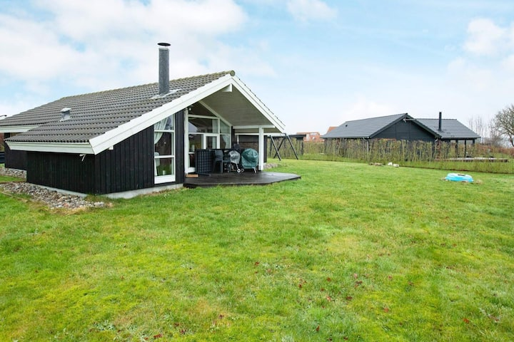 Charming Holiday Home in Jægerspris with Sauna