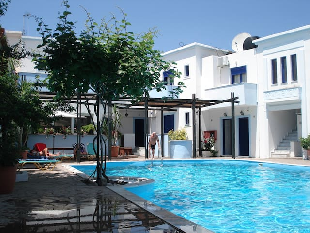 Parthenon Apartments - Anaxos Skoutarou - Appartement